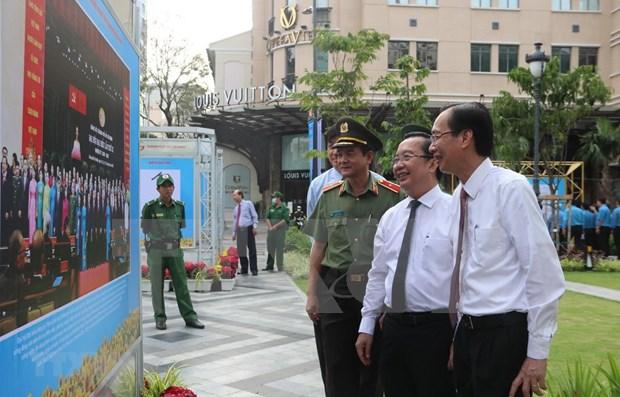 Exposicion fotografica en Vietnam resalta significado historico del Levantamiento de Cochinchina hinh anh 1