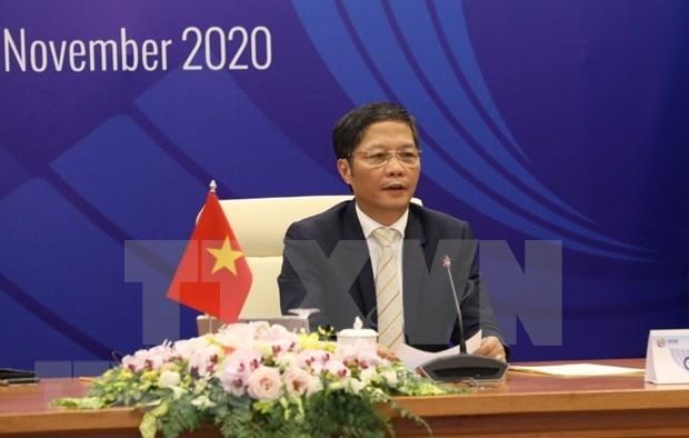 ASEAN y UE fomentan nexos empresariales hinh anh 1