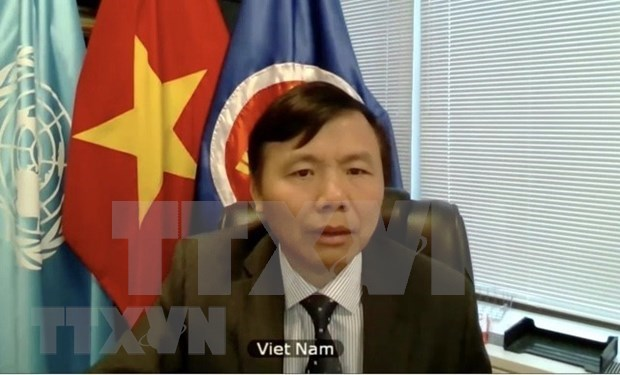 Vietnam reafirma apoyo al proceso de paz en Afganistan hinh anh 1