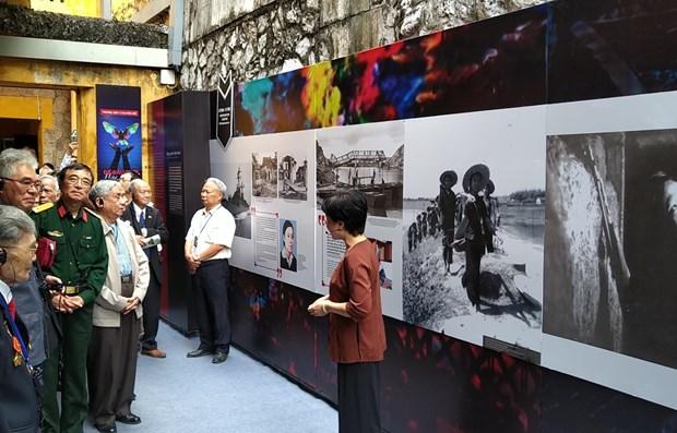 Exposicion recrea operaciones militares del ejercito estadounidense en Norte de Vietnam hinh anh 1