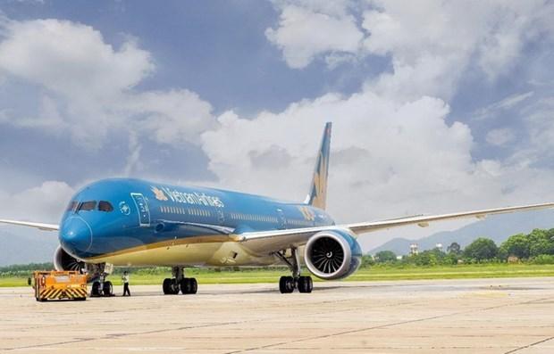 Vietnam Airlines elegida como mejor marca nacional hinh anh 1