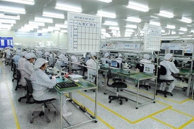 Busca Vietnam desarrollar industria auxiliar hinh anh 1