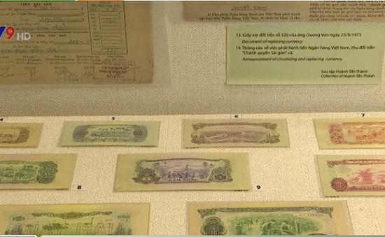 Presentan historia del papel moneda de Vietnam a traves de los periodos hinh anh 1