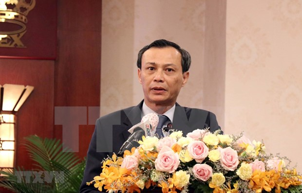Celebraran reunion sobre eficiencia de trabajadores vietnamitas en el exterior hinh anh 1