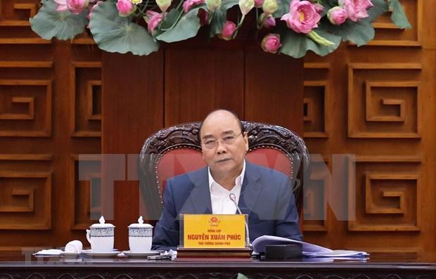 Primer ministro vietnamita autoriza asistencia financiera a region central hinh anh 1
