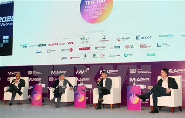 Inversores extranjeros participan activamente en el mercado fusiones y adquisiciones de Vietnam hinh anh 1