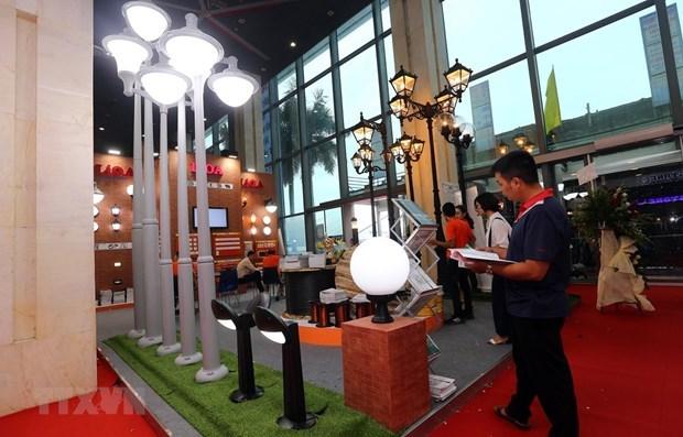 Nutrida participacion en Exhibicion Internacional de construccion en Hanoi hinh anh 1