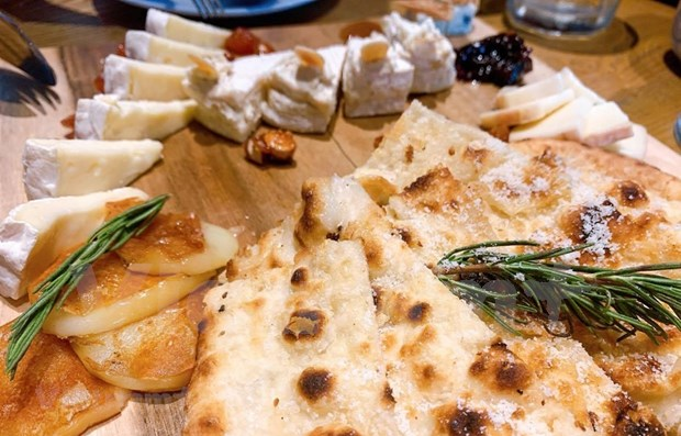 Promueven gastronomia italiana en Hanoi hinh anh 1