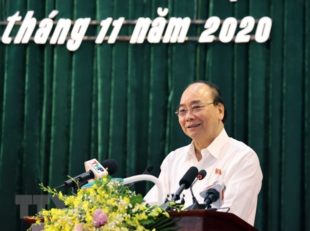 Primer ministro de Vietnam urge a acelerar instalacion del cobro automatico de peajes hinh anh 1