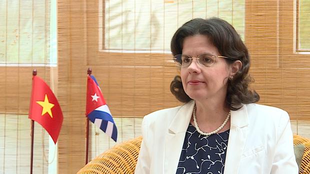 Resaltan solidaridad especial entre Vietnam y Cuba hinh anh 1