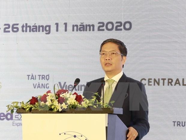 Ministro vietnamita reitera apoyo a empresas surcoreanas hinh anh 1