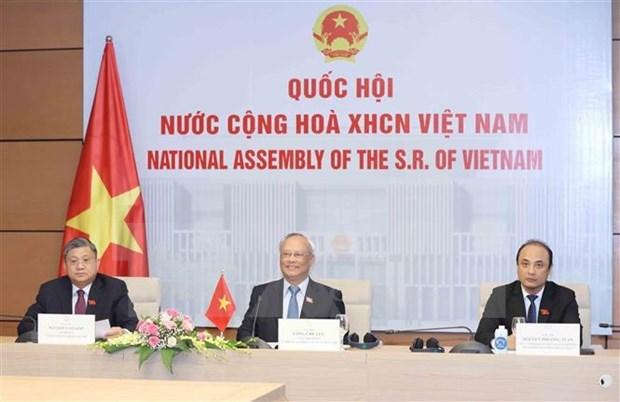 Vietnam y Kazajstan fortalecen cooperacion parlamentaria hinh anh 1