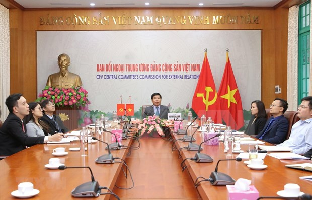 Participa Vietnam en Conferencia Internacional de Partidos Politicos Asiaticos hinh anh 1