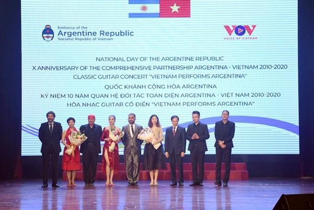 Cita cultural destaca estrechas relaciones entre Vietnam y Argentina hinh anh 1