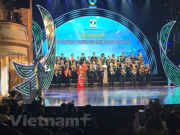 Anuncian lista de 124 empresas con 283 productos de marca nacional en 2020 hinh anh 1