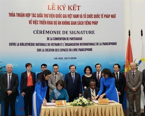 Expanden espacio cultural frances en Vietnam hinh anh 1