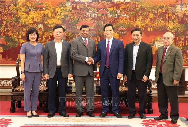 Sri Lanka explora oportunidades de inversion en provincia vietnamita hinh anh 1