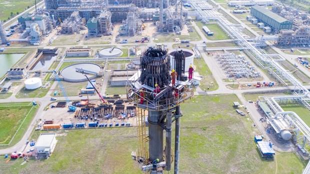 Resaltan logros de PetroVietnam en mantenimiento de instalaciones petroleras hinh anh 1