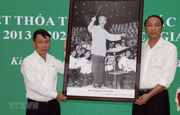 VNA y provincia vietnamita de Kien Giang agilizan lazos en comunicacion hinh anh 1