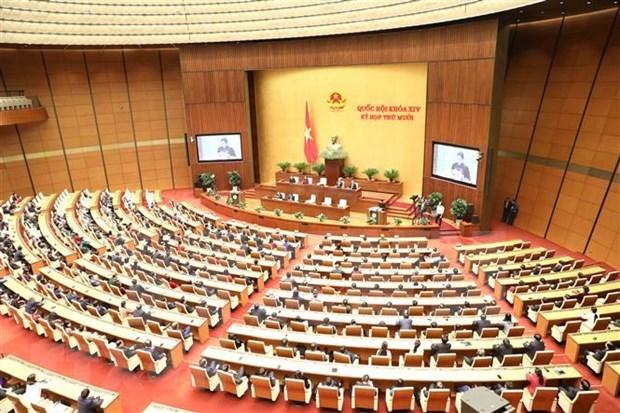 Vietnam celebrara elecciones parlamentarias de XV legislatura en mayo de 2021 hinh anh 1