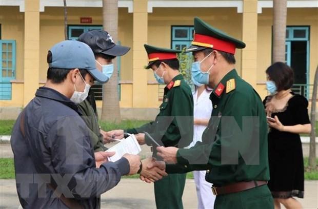 Reporta Vietnam ocho nuevos casos importados de COVID-19 hinh anh 1