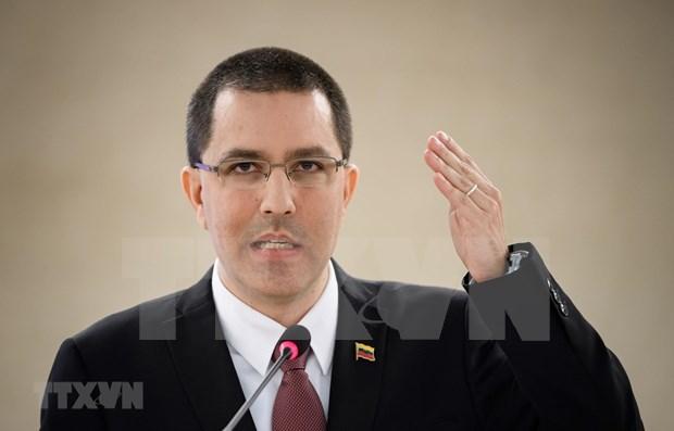 Venezuela reafirma su voluntad de adherirse al Tratado de Amistad y Cooperacion en el Sudeste Asiatico hinh anh 1