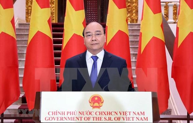 Participa premier vietnamita en Exposicion ASEAN-China hinh anh 1