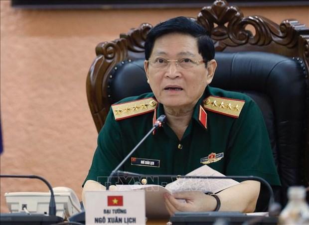 Vietnam e India consolidan nexos en defensa hinh anh 1