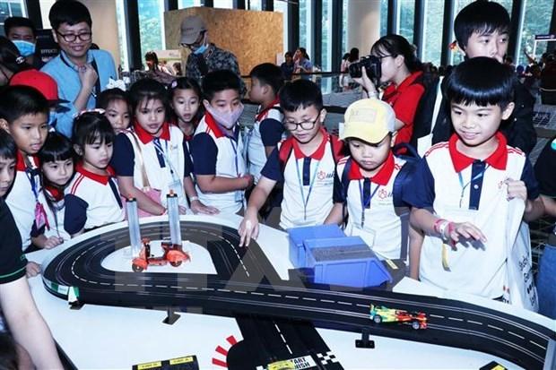 Festival promueve cultura alemana en Ciudad Ho Chi Minh hinh anh 1