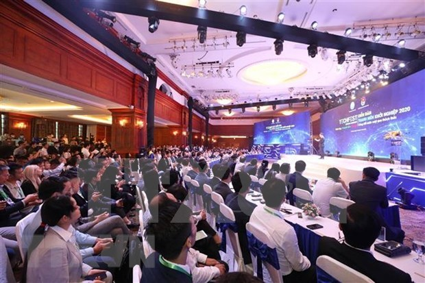 Vietnam fortalece ecosistema de emprendimiento e innovacion hinh anh 1