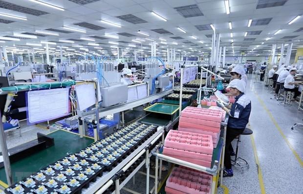 Inauguraran Centro de Soluciones y Consultoria Tecnologica Vietnam – Corea del Sur hinh anh 1
