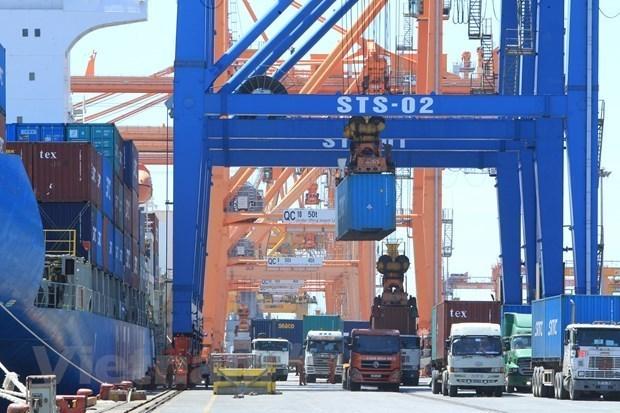 Vietnam: superavit comercial record entre enero y noviembre hinh anh 1