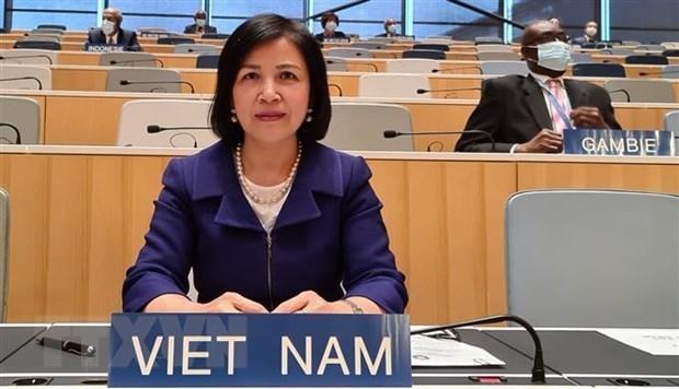 Vietnam destaca relaciones comerciales con Tailandia hinh anh 1