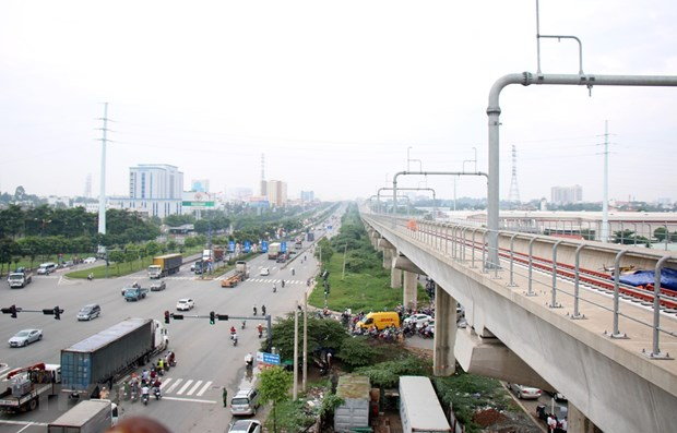 Ciudad Ho Chi Minh y Corea del Sur cooperan en desarrollo de transporte publico hinh anh 1