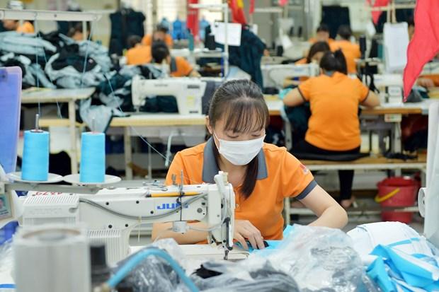 Vietnam podria ingresar fondo multimillonario por exportaciones textiles hinh anh 1