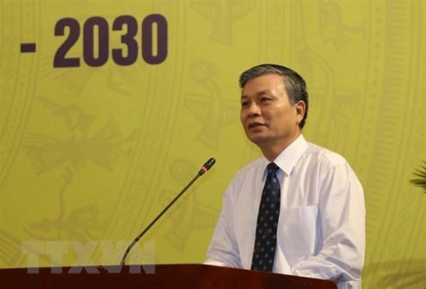Vietnam busca incluirse en vanguardia de construccion del gobierno electronico hinh anh 1