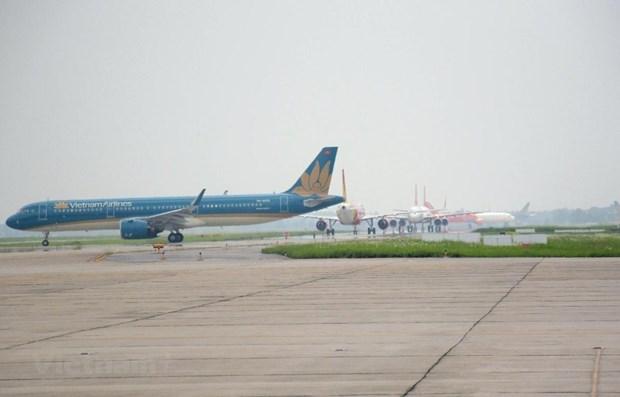 Aeropuerto Internacional de Noi Bai obtiene Acreditacion de Salud Aeroportuaria hinh anh 1
