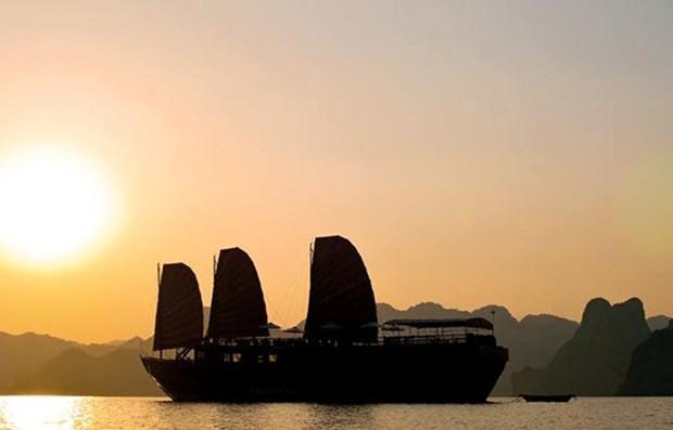 Llegadas internacionales a Vietnam alcanzan mas de 3,83 millones hinh anh 1