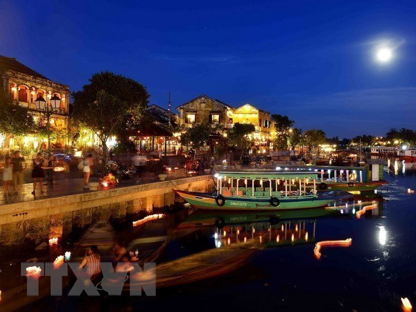 Antigua ciudad vietnamita de Hoi An celebra su Dia de Patrimonio hinh anh 1