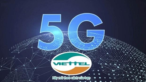 Grupo vietnamita Viettel lanza servicio experimental de telefonia 5G hinh anh 1