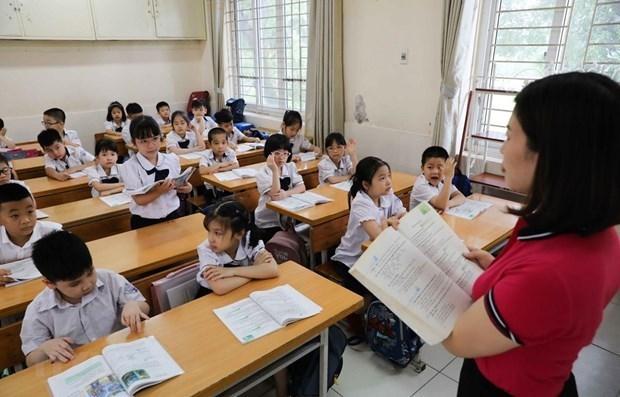 Vietnam lidera resultados de aprendizaje de estudiantes de primaria del Sudeste Asiatico hinh anh 1