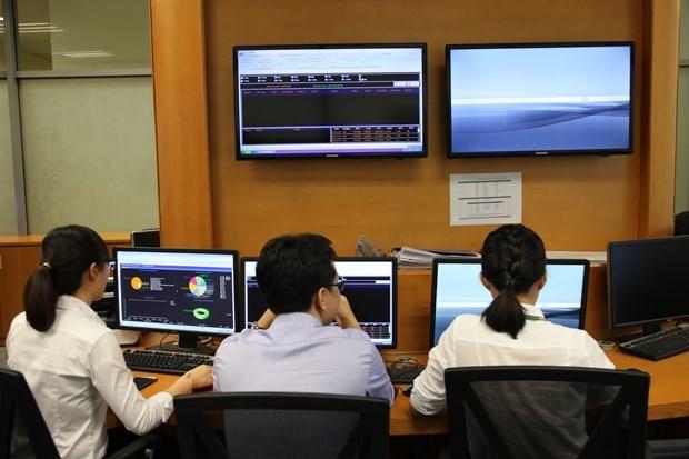 Bolsa de Valores de Hanoi moviliza mil 604 millones de dolares en noviembre hinh anh 1