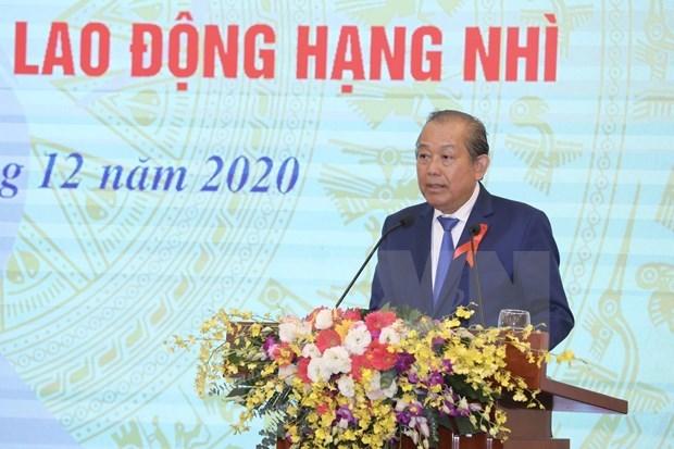 Vietnam por eliminar el SIDA para 2030 hinh anh 1