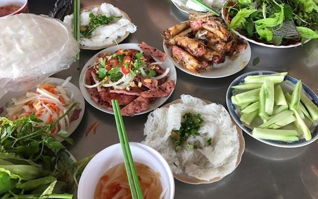 Celebraran Semana gastronomica en provincia vietnamita de Ba Ria-Vung Tau hinh anh 1