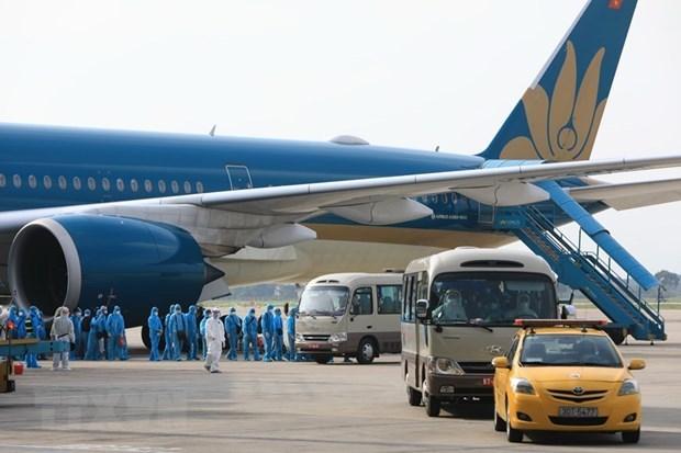 Exigen a sector de aviacion vietnamita intensificar prevencion epidemica hinh anh 1