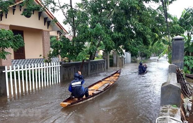 Union Europea respalda a Vietnam en mejorar resistencia al cambio climatico hinh anh 1