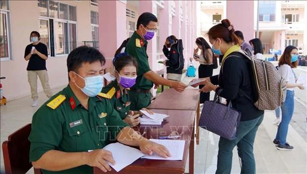Provincia vietnamita de Soc Trang refuerza alerta de COVID-19 para su poblacion hinh anh 1