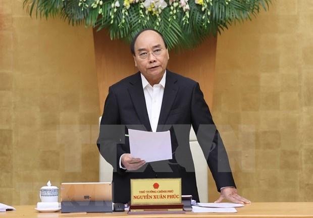 Economia de Vietnam crecera entre 2,5 y tres por ciento en 2020 hinh anh 1