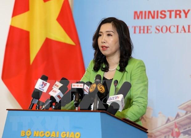 Rechaza Vietnam informacion de la Amnistia Internacional hinh anh 1