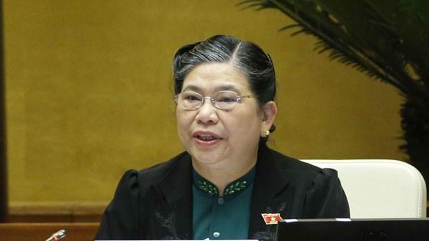 Efectuaran en Vietnam conferencia internacional sobre papel de la mujer en construccion de la paz hinh anh 1
